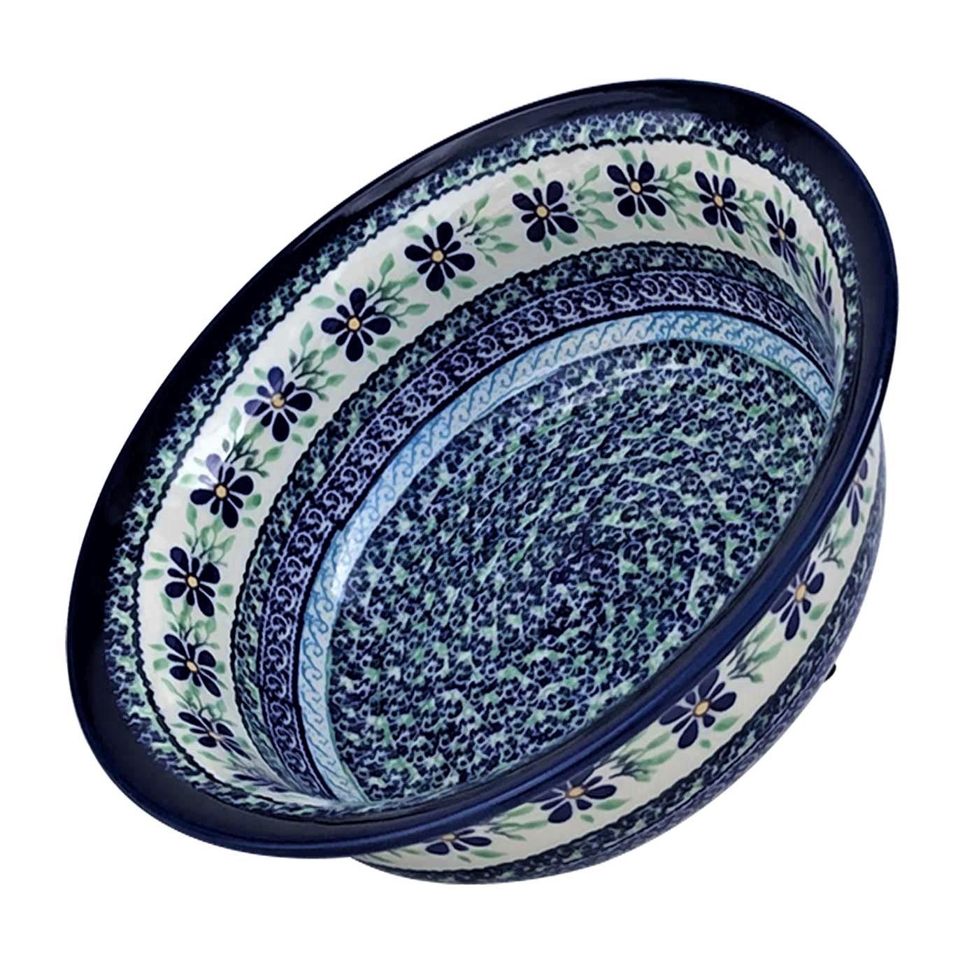 Pottery Avenue 61-ounce Flared Top All Purpose Stoneware Bowl - 1605-DU121 Dearest Friend