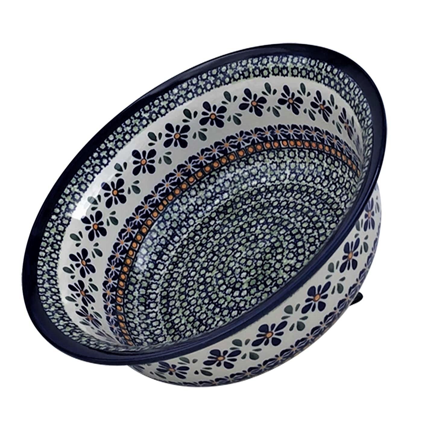 Pottery Avenue 61-oz Flared Top Stoneware Bowl - 1605-DU60 Sweetie Piel
