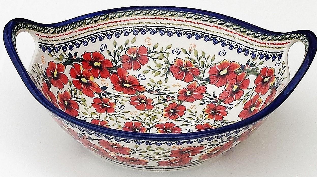 11.5x2.5 Handled Bowl