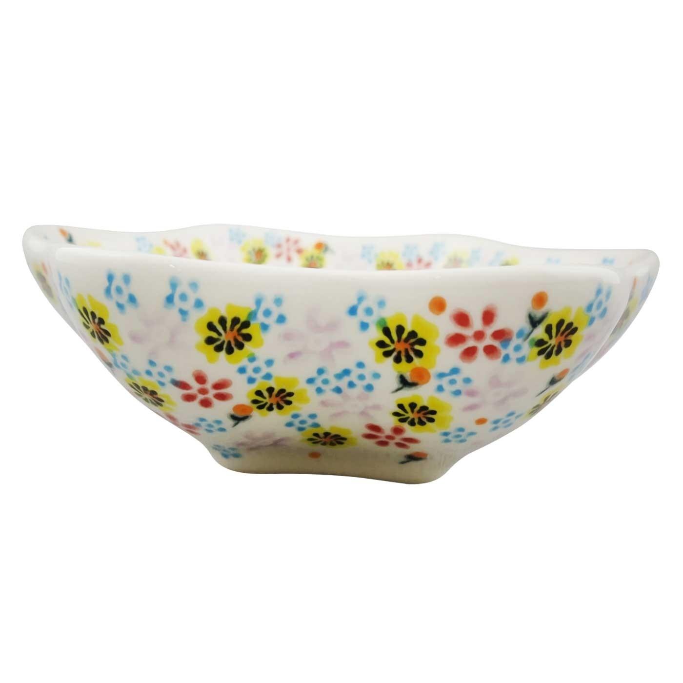 Pottery Avenue Stoneware Boho Bowl (LG) - V447-C115 Harmonious