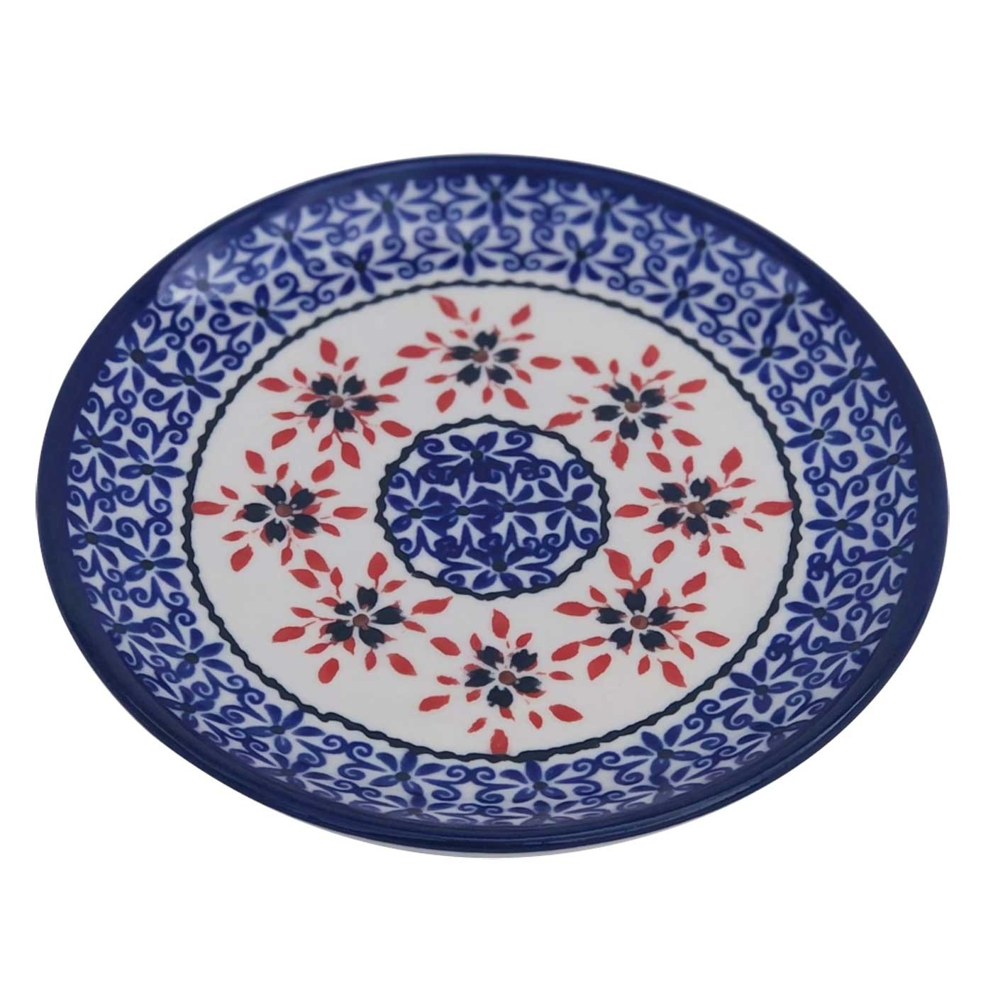 Pottery Avenue 6.5-inch Bread & Butter - Dessert Stoneware Plate - 818-Limited Edition-A