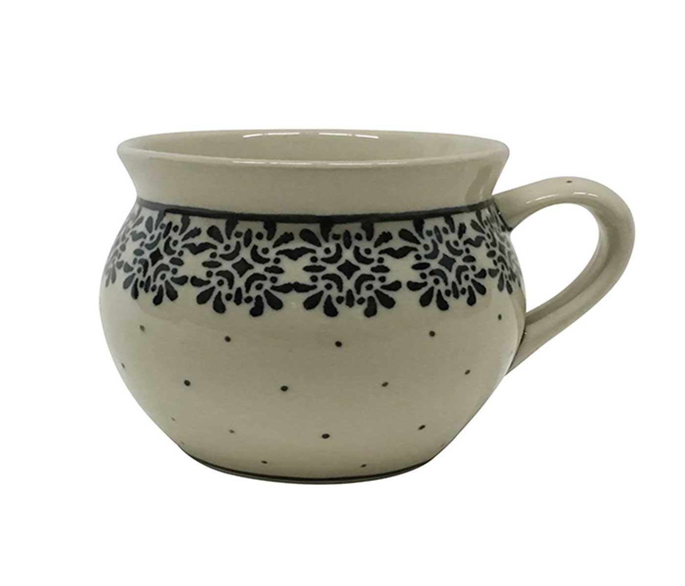 Pottery Avenue Trendy Times 10oz Bubble Mug