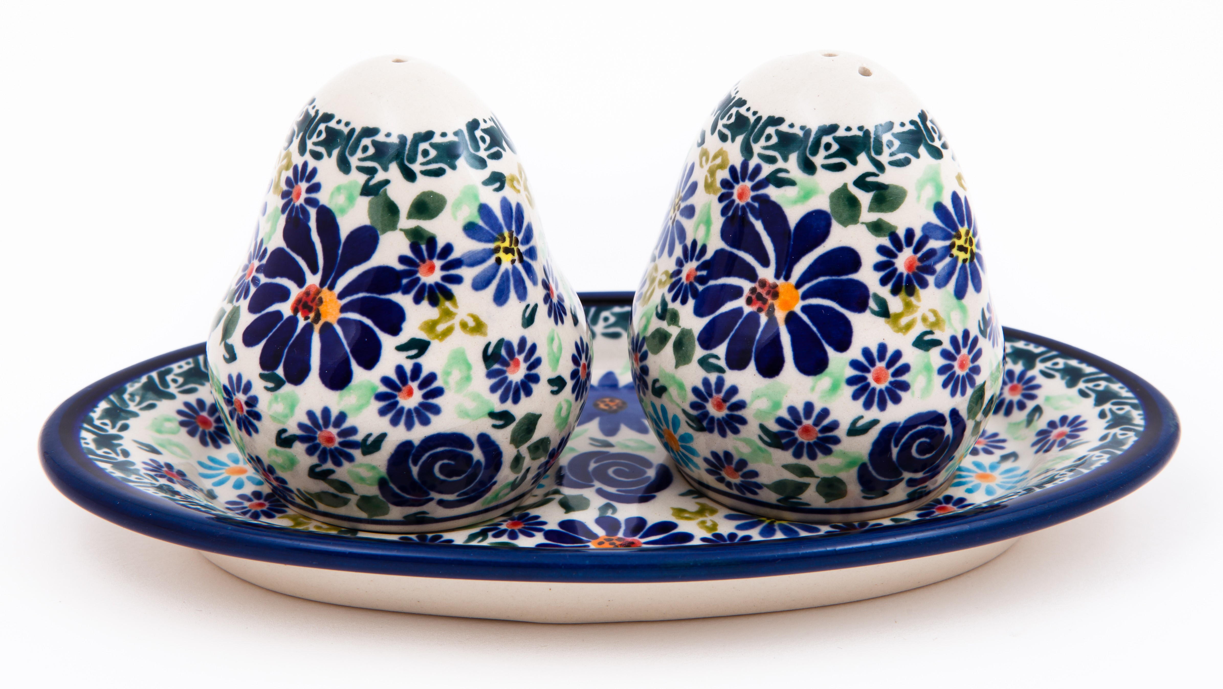 Pottery Avenue | Salt & Pepper & Dish | ARTISAN