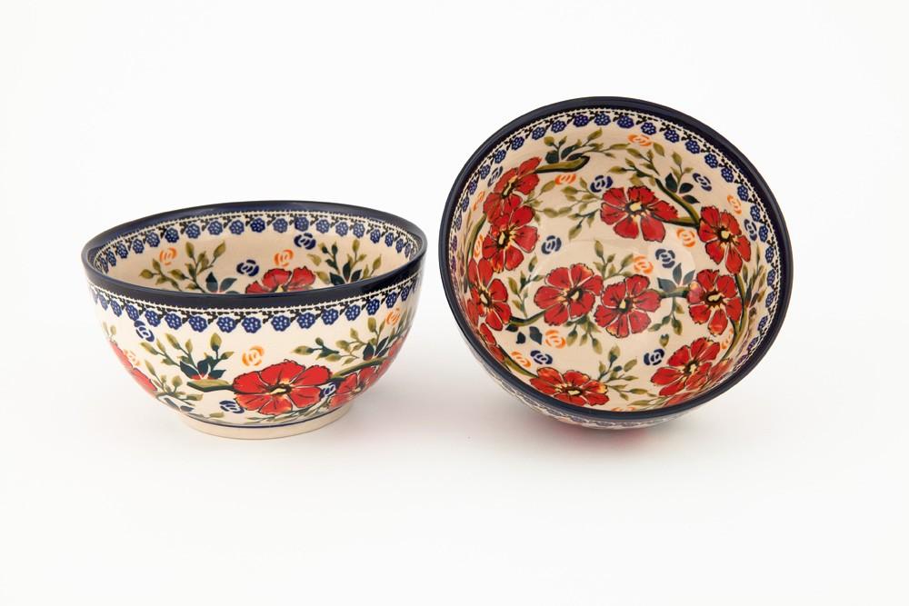 Pottery Avenue Love Blossom 2cp Stoneware Cereal Bowl