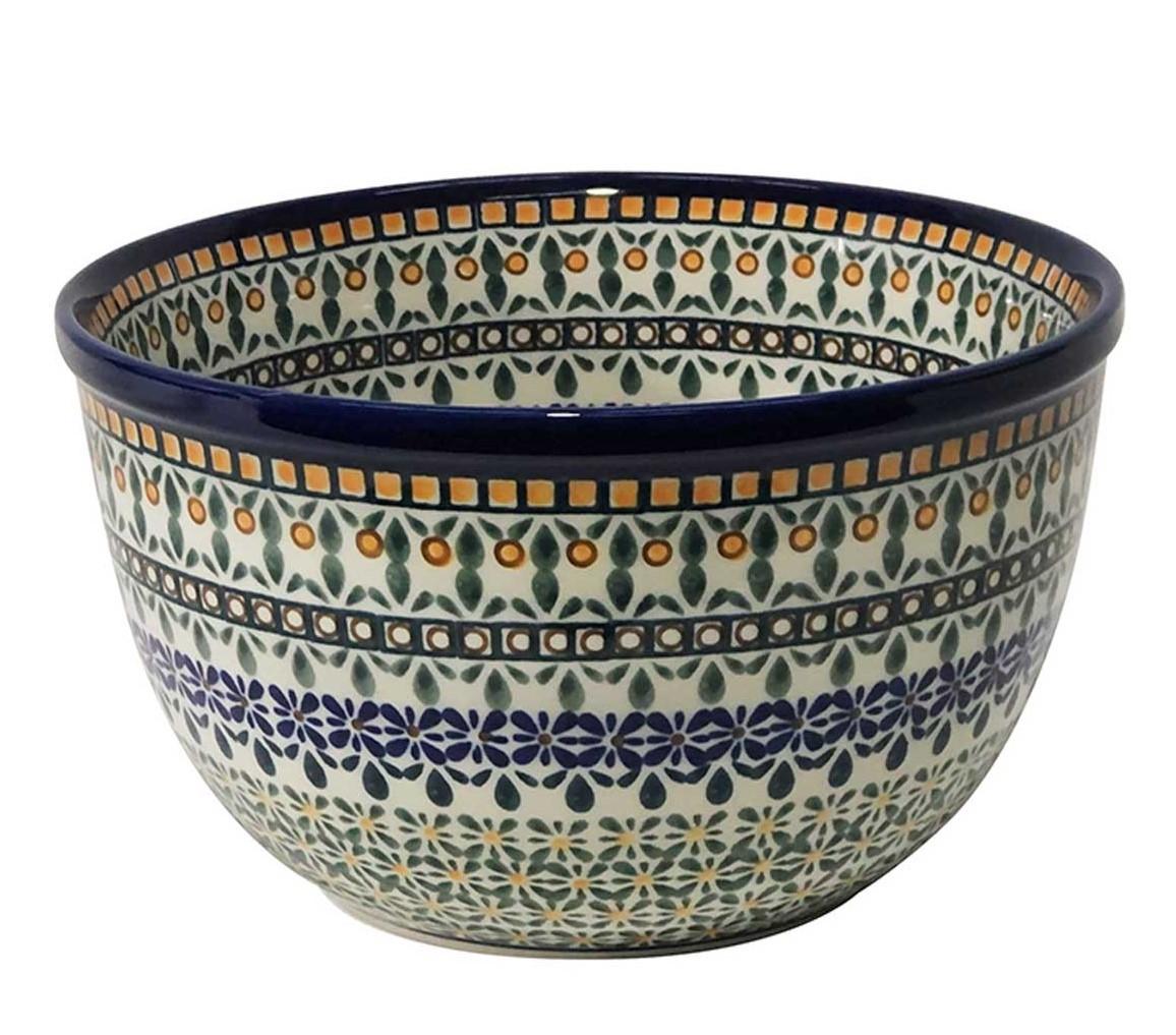 "Pottery Avenue Enchanting 6"" Stoneware Mixing Bowl (SM)"