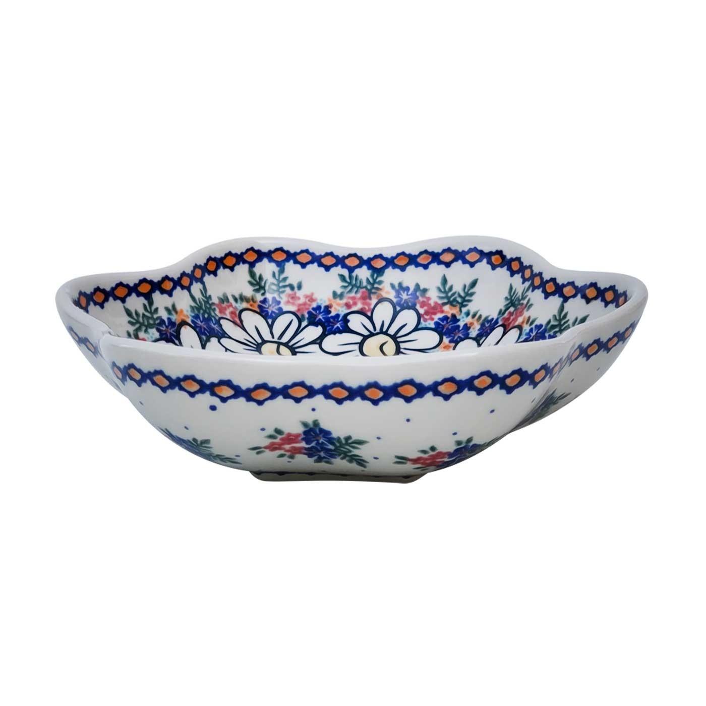 Pottery Avenue Stoneware Boho Bowl (LG) - V447-A110 Rejuvenate