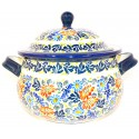 Polish Pottery BLISS 12.5-Cup Stoneware Soup Tureen | UNIKAT