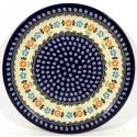 "Pottery Avenue 11"" HERITAGE Stoneware Dinner Plates   CLASSIC"