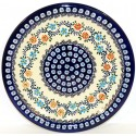 "Pottery Avenue 11"" HERITAGE HOME Serving Plate 