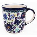 Polish Pottery 4TH OF JULY 12-oz Stoneware Mug | ARTISAN