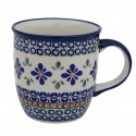Polish Pottery SWEETIE PIE 12-oz Stoneware Mug | ARTISAN