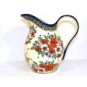 Polish Pottery EMPRESS 2-Quart Stoneware Pitcher | UNIKAT
