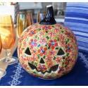 Polish Pottery LOVE Stoneware Jack O� Lantern | ARTISAN