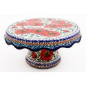 Pottery Avenue BELLISSIMA Pedestal Cake Plate| UNIKAT