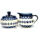 Pottery Avenue | Creamer & Sugar Set | CLASSIC