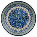 "Polish Pottery 7.75"" FAMILY GATHERING Stoneware Salad Plate | UNIKAT"