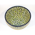 Polish Pottery BACOPA 9-Cup Stoneware Mixing Bowl | UNIKAT