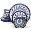 Pottery Avenue 12-pc Designer Dinner Set | ARTISAN