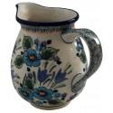 Polish Pottery NORDIC 3.6-Cup Stoneware Pitcher | UNIKAT