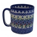 Polish Pottery Vena JOANN 12oz Stoneware Mug