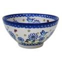 Polish Pottery WINSOME 16-oz Stoneware Rice Bowl | UNIKAT
