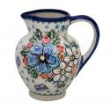Polish Pottery ADORABLE Stoneware Apollo Pitcher (LG) | A-UNIKAT