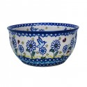 Polish Pottery WINSOME Stoneware Julia Bowl | UNIKAT