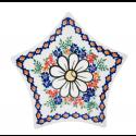 Polish Pottery REJUVENATE Stoneware Support Star | A-UNIKAT