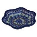 "Pottery Avenue Vena JOANN 7"" Boho Stoneware Bowl"