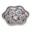 Polish Pottery REJUVENATE Stoneware Boho Bowl (MD) | A-UNIKAT