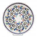Polish Pottery REJUVENATE 10-inch Stoneware Dinner Plate | A-UNIKAT