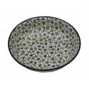 "Polish Pottery BACOPA 10"" All Purpose Stoneware Bowl"