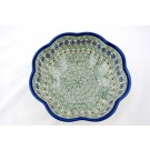 "Pottery Avenue 10"" Scalloped Bowl 