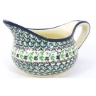 Pottery Avenue 2 Cup IVY Stoneware Gravy Boat | CLASSIC