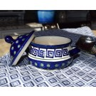 POLISH POTTERY STONEWARE ATLANTIS | Soup Tureen