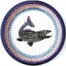 "Pottery Avenue 11"" Stoneware Dinner Plate -1014-DU168 Coho"