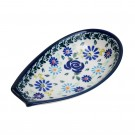 """Pottery Avenue 5"""" Stoneware Spoon Rest 