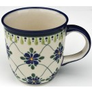 Polish Pottery SWEETHEART 12-oz Stoneware Mug | ARTISAN