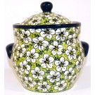 Pottery Avenue 7.6-cup Stoneware Canister - 1125-328AR Bacopa