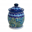 """Pottery Avenue Blue Sally  3"""" Spice Jar 4.7oz"""