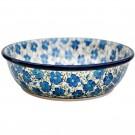 Pottery Avenue 13-inch Stoneware Pasta/Pie Bowl | 1253-352AR BLUE HARMONY