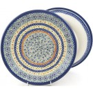 "Pottery Avenue Vena Joann-B 10.25"" Dinner Stoneware Plate"