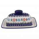 Pottery Avenue Pottery Avenue  2pc Covered Stoneware Butter Dish - 1377-1144A Heritage