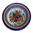 "9.5"" Soup/Pasta/Salad Plate BUTTERFLY MERRY MAKING"