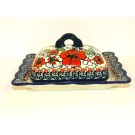 Pottery Avenue EMPRESS Covered Butter Dish | UNIKAT