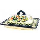 Pottery Avenue SEASONS Covered Butter Dish | UNIKAT
