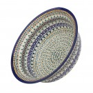 "Pottery Avenue 10"" Stoneware All Purpose Baker-Serving Bowl - 1605-DU199 Enchanting"