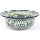 "Pottery Avenue 10"" IVY Stoneware Serving Bowls 