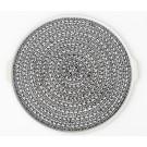 Polish Pottery Large Pizza Stoneware Platter - 1690-941 Elegant Times