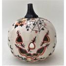 Pottery Avenue Stoneware Jack O' Lantern - 1726-DU124 Jacks N Bats